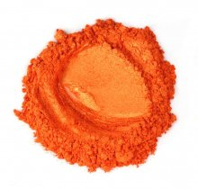 Mica Powder Pigment - Golden Mango