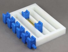 Label Tube-In HDPE Casting Mold
