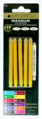 Monteverde Magnum Cartridges - 5 Pack Fluorescent Yellow