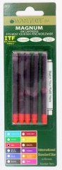 Monteverde Magnum Cartridges - 5 Pack Red