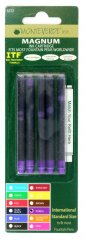 Monteverde Magnum Cartridges - 5 Pack Purple