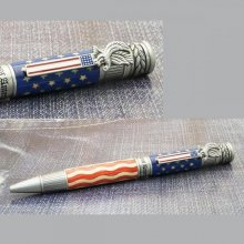 Stars and Stripes Inlay Kits - PSI American Patriot Pen