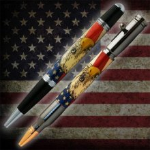 All American Eagle Inlay Kit - PSI Bolt Action