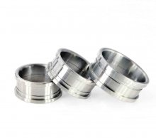 JDG 2-Piece Ring Core - Stainless Steel - 6mm. Group