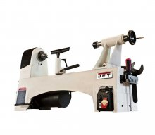 JET 1221 Electronic Variable Speed Midi Wood Lathe