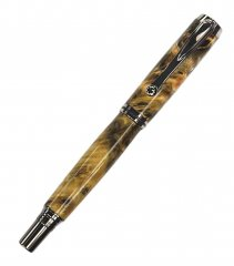 Jr. George Rollerball Pen Kit - Gun Metal