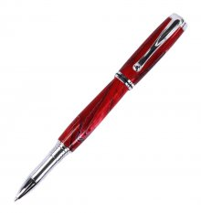 Jr. George Rollerball Pen Kit - Chrome