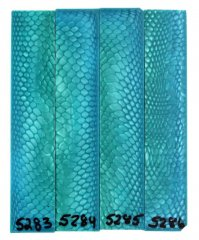 Juma Pen Blanks - Laguna Dragon #5283-5286