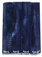 Juma Pen Blanks - Blue Snake #9012-9015