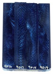 Juma Pen Blanks - Blue Snake #9016-9019
