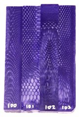 Juma Pen Blanks - Purple Dragon #100-103