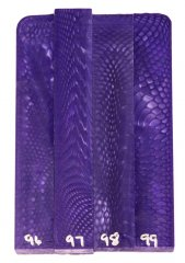 Juma Pen Blanks - Purple Dragon #96-99