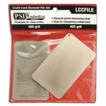 Credit Card Diamond File Set