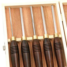 Benjamins Best Mini HSS Lathe Chisel Set - 5 Piece Set