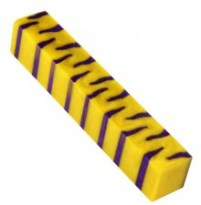 Tiger Pen Blanks - LSU Gold & Purple