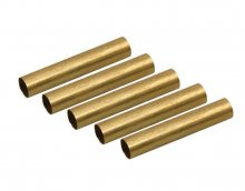 Brass Tube Sets (5 Pack) - Le Roi Elegant Long Body