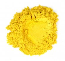 Mica Powder Pigment - Lemon Peel