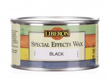 Liberon Special Effects Wax - Black