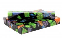 Fossilized Fantasy Cubist Edition - Midnight Citrus