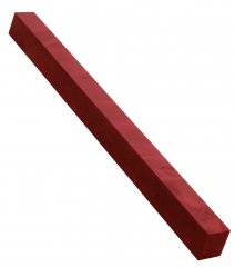 Long Pen Blank - AquaBright Maroon Pearl 12 in.