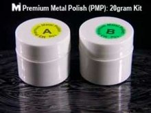 M3 PMP Metal Polishing Kit (Set of 2 - A & B) - 20 Gram