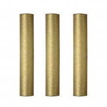 Brass Tube Sets (3 pk) - No Press Comfort