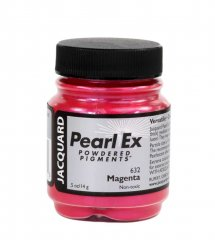 Pearl Ex Powdered Pigments 0.50 oz - Magenta