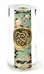 Marines Button & Camo Pen Blanks - Bolt Action