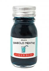 Diabolo Menthe J. Herbin Bottled Ink - Mini (10ml)