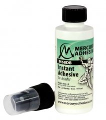 Mercury Adhesives CA Debonder