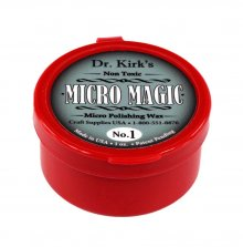 Dr. Kirk's Micro Magic Polishing Wax - Please Choose Type