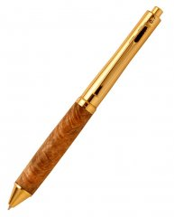 Multi-Function 4-in-1 Pen Kit - 24kt Gold