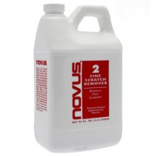 Novus 2 Scratch Remover for Plastics - 64 oz