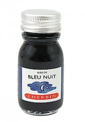 Bleu Nuit J. Herbin Bottled Ink - Mini (10ml)