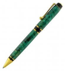 Olmsted Cigar Ballpoint Pen Kit - Gold
