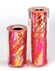 Fire Opal FX pen blanks - Nouveau Sceptre Pen Kits