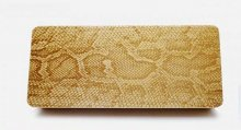 Snakeskin Pattern Pen Box