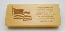 Stars & Stripes Pen Box