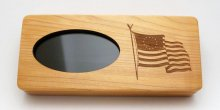 Betsy Ross Window Pen Box