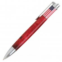 American Beauty Ballpoint Pen Kit - Chrome