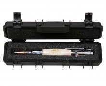 Tactical Rifle Case Pen Box - Black