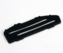 Rifle Case Pen Box Extra Foam Insert to Fit 2 Pens: Pack of 2