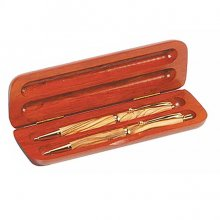 Rosewood Double Pen Gift Box
