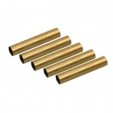 Brass Tube Sets (5 pk) - Majestic Squire Pen Kits