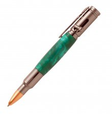 Magnum Bolt Action Pen - Gunmetal