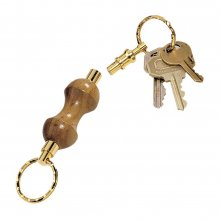 Detachable Key Ring Kit (PSI) - 24KT Gold