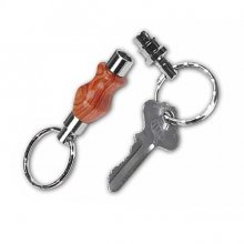 Detachable Key Ring Kit (PSI) - Chrome
