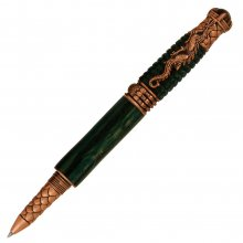 Dragon Rollerball Pen Kit - Antique Copper (PSI)
