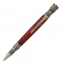 Federal Twist Pen Kit - Antique Pewter