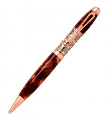 Filibella Ballpoint Pen Kit - Antique Copper